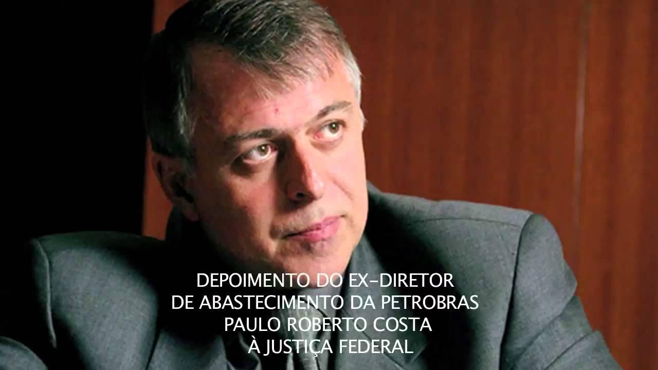 Depoimento Paulo Roberto Costa