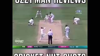 Ozzy man Review : Cricket nut Shot