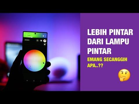Lampu Pintar Terbaik untuk Rumah! Review Philips Hue Indonesia