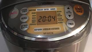 Zojirushi Induction Heating Pressure Rice Cooker Review - The Best Rice Cooker On Planet Earth