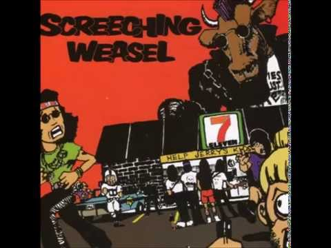 screeching weasel what is right
