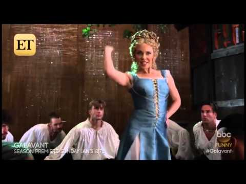 Kylie Minogue - Off With His Shirt (From Galavant)