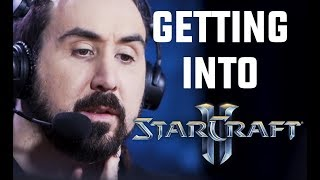 Getting Into StarCraft 2