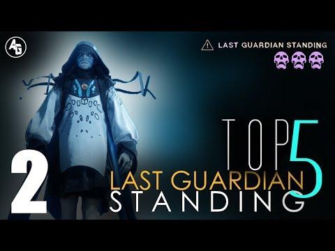 Destiny 2 Top 5 Last Guardian Standing in Trials of the Nine | Episode 2