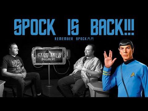 Spock is back!!!