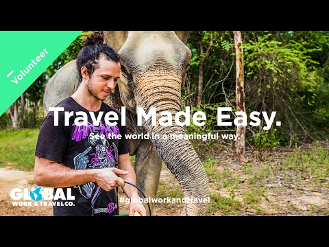 Elephant Rehabilitation Volunteering in Thailand with Ky