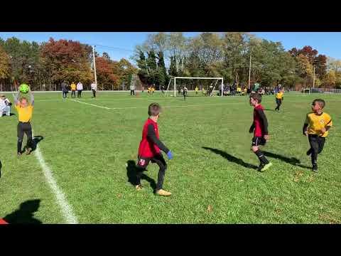 Dix Hills UST Elite vs Just Play Soccer Pulcini - 11/4/18