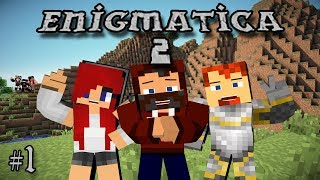"*NEW SERIES* ""THE KINGDOM!"" ENIGMATICA 2 w/ HEATHER &SNOOP #1"