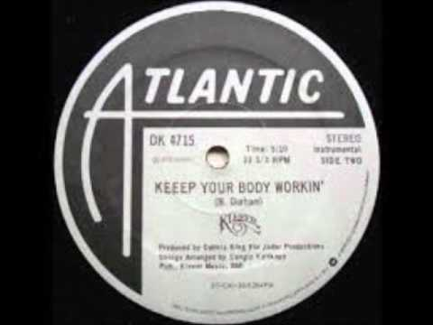 Kleeer - Keeep Your Body Workin' (Scorpio's 'Woody & Norman' Remix)