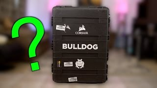 Corsair Custom Bulldog 2.0 Unboxing & First look - What's in the box?