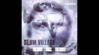 Slum Village - Fall In Love (Moody Good Remix)