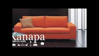 Kanapa Sofa Design 1110 Modern Sofa Furniture