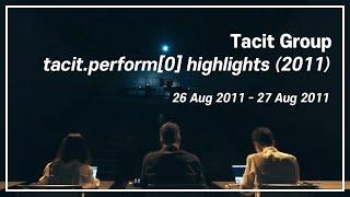 TacitGroup  tacitperform0 1108…