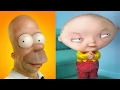If Cartoon Characters Were REAL!