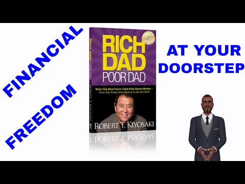 Rich dad poor dad summary - A better idea to financial freedom