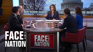 Face The Nation: Jahana Hayes, Mikie Sherrill, Colin Allred