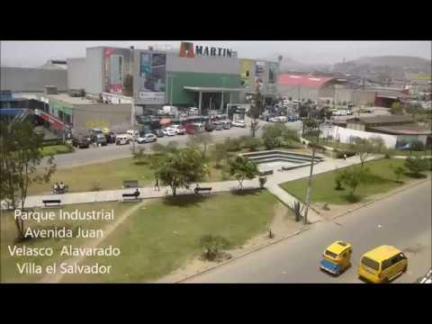 Futuro centro comercial en villa el salvador parque - La illa centro comercial ...