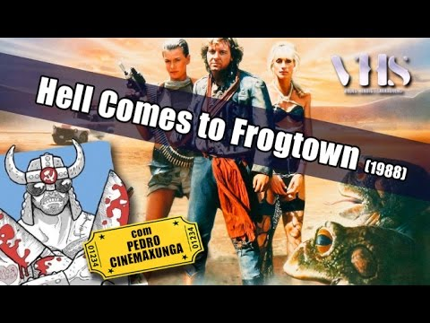 Review - Hell Comes to Frogtown (1988) // VHS