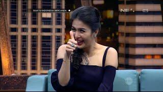 Waktu Indonesia Bercanda - Sandra Dewi Ketawa Pasrah Gara-gara Cak Lontong