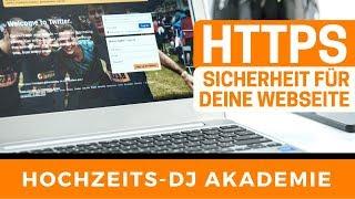 HTTPS Umstellung auf deiner Webseite für mehr Sicherheit | DJ Podcast | HDJ52