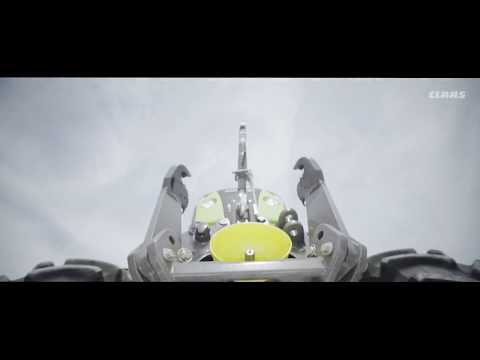 CLAAS AXION 900 ARION 600 / 500 Teaser 2017