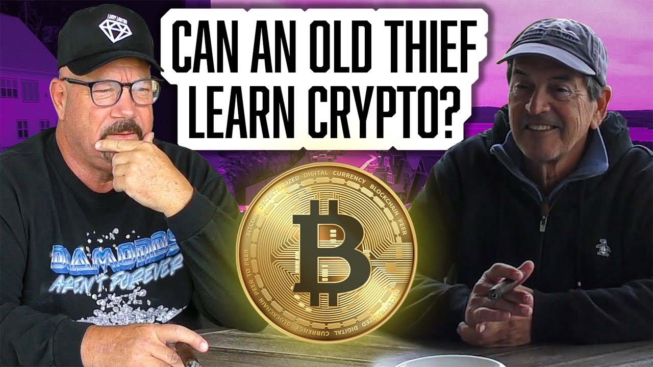 Ex Jewel Thief Learns Crypto Currency Investing from Crypto / Bitcoin Expert    |  255  |