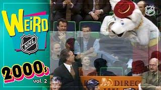 """Now Speechless""   Weird NHL 2000s Edition Vol. 2"