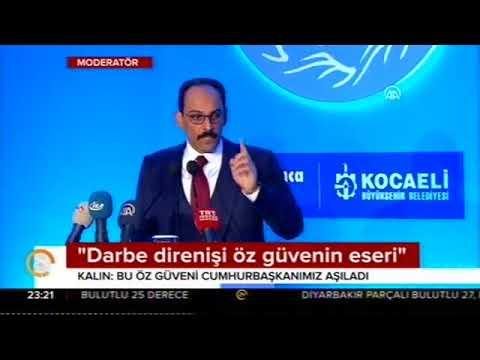 Kanal 24 / Basında Kartepe Zirvesi 3