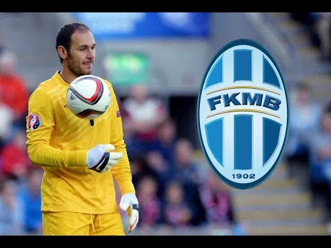 Kamran Agayev • Welcome to FK Mladá Boleslav • Best Saves HD by Az Scout