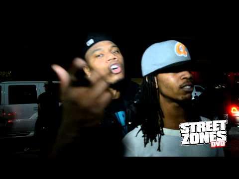 Kebo Gotti & Grove st Diss Waka Flocka @ Club Ritz Streetzones dvd