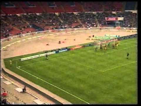 Bradford City v Notts County - 26th May 1996 - Wembley Stadium