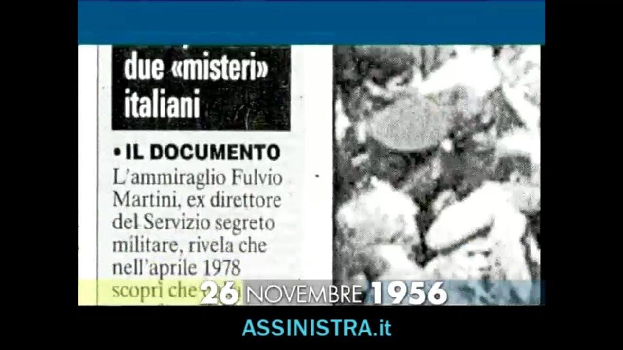 Download Storia di Gladio in Italia - L'accordo segreto tra CIA e SIFAR - ASSINISTRA.it
