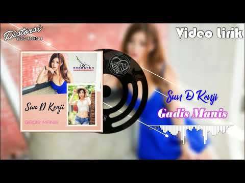 Lagu Romantis Merayu Wanita - Sun D Kenji ( Gadis Manis )