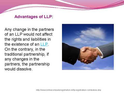 Conversion of private company into LLP