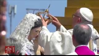 Chile: Họ hết rượu rồi - Thánh lễ Đức Thánh Cha cử hành ngày cuối tại Chile, 18.01.2018