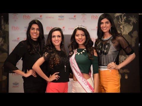 Unveiling of fbb Colors Femina Miss India 2018 Punjab finalists