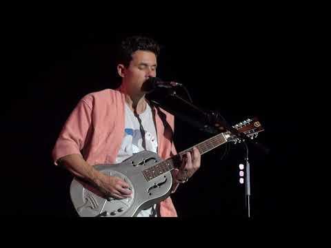 John Mayer - Dreaming with a Broken Heart (Curitiba - 22/10/17)