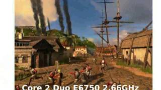 Age of Pirates Captain Blood PC - Recommended Requirements