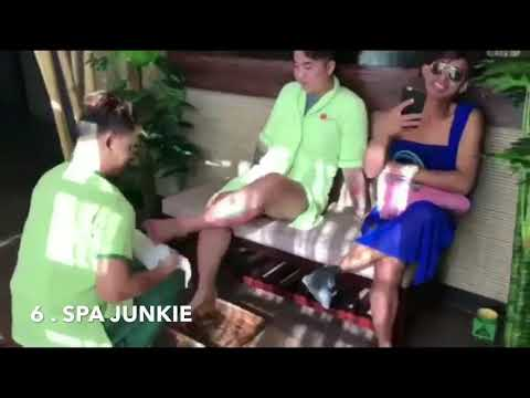 Digos Good Vibes - TYPES OF SPA CLIENTS