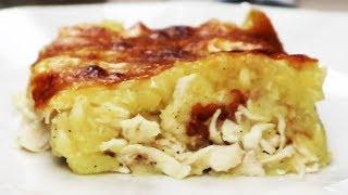 Fırında Patatesli Tavuk Tarifi - Yemek Tarifleri | Şevval'in Sihirli Elleri