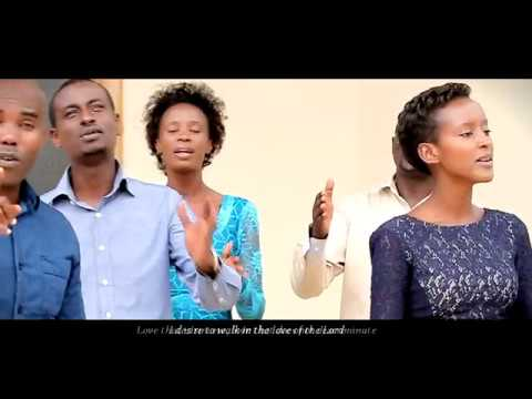 Nimekupata Yesu, Ambassadors of Christ Choir Official video Album 11, 2015 (+250788790149)