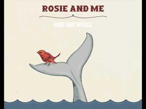 Rosie and Me- Bird and Whale