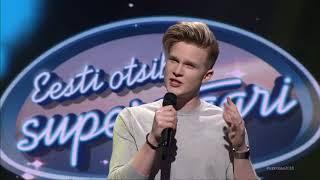 Baixar Eesti otsib superstaari - Jaagup Tuisk - Take On Me
