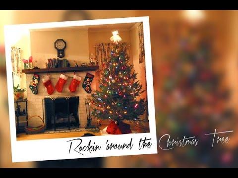 rockin around the christmas tree bella thorne instrumentals