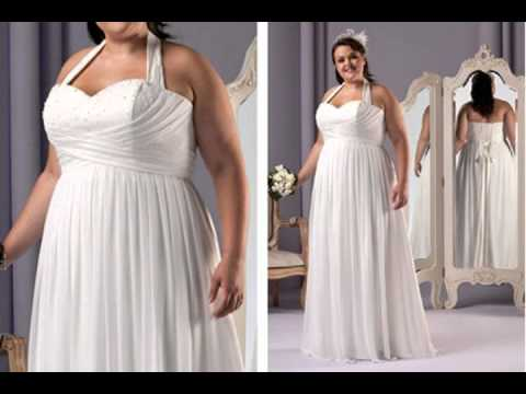 Vestidos noivas gordas