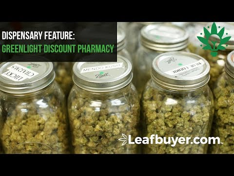 Dispensary Highlight: Greenlight Discount Pharmacy