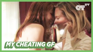 My Girlfriend Is Cheating On Me With My Best Friend!   Lesbian Romance   Sometimes In Life