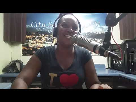 Jermaine Superstar Simon- Dj on Citysound Radio Grenada