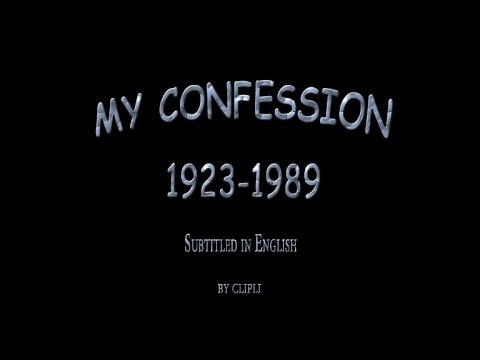 My Confession ('Including English subtitles)