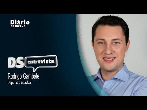DS Entrevista deputado estadual Rodrigo Gambale